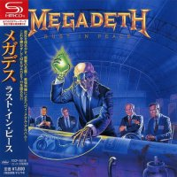 Megadeth-Rust In Peace (SHM CD 2013)