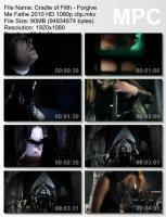 Cradle Of Filth-Forgive Me Fathe (HD 1080p)