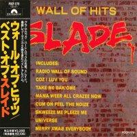 Slade-Wall Of Hits (Japanese Ed.)