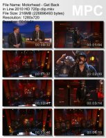 Motorhead-Get Back In Line (HD 720p)