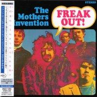 Frank Zappa — Freak Out! [2002 VideoArts VACK-1203] (1966)