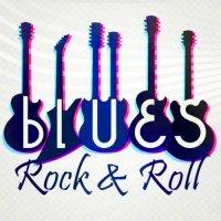 VA-Blues Rock & Roll