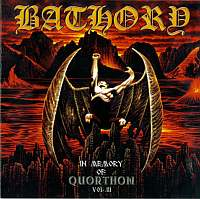 Bathory + Quorthon-In Memory Of Quorthon Vol.III