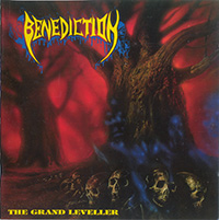 Benediction-The Grand Leveller (1st Press) (Red CD 1991)