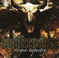 Wolfcrusher-Virgin Tapestry