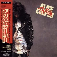 Alice Cooper-Trash (Japanese Edition)