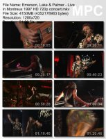Emerson, Lake & Palmer-Live in Montreux (HD 720p BDRip)