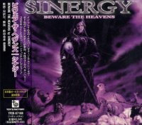 Sinergy-Beware The Heavens (First Japan Edition)