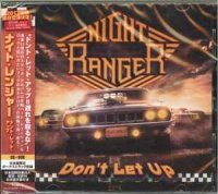 Night Ranger-Don\\\'t Let Up (Japanese Edition)