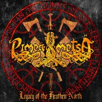 Pimeä Metsä-Legacy Of The Heathen North