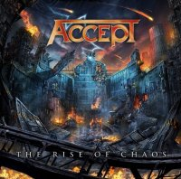 Accept — The Rise Of Chaos (2017)  Lossless