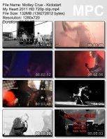 Motley Crue-Kickstart My Heart (HD 720p)