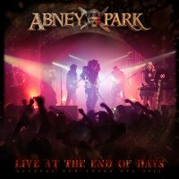 Abney Park-Live At The End Of Days