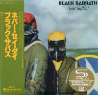 Black Sabbath-Never Say Die! (Japan Remaster 2010)
