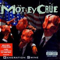 Motley Crue-Generation Swine (Reissued 2000)