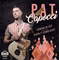 Pat Capocci-Coming In Hot EP