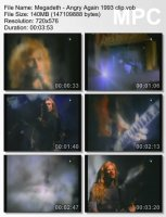 Megadeth-Angry Again