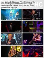 Def Leppard-Viva! Hysteria At The Joint, Las Vegas DVDRip