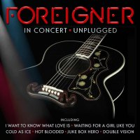Foreigner-In Concert. Unplugged