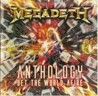 Megadeth-Anthology: Set The World Afire (2CD)