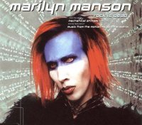 Marilyn Manson-Coma White (Promo) / Rock Is Dead (UK Edition 2CD)