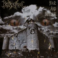 Revenge — Rage And Revenge [2012 Re-Issued] (2007)