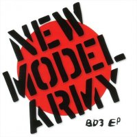 New Model Army-BD3 EP [US Version]