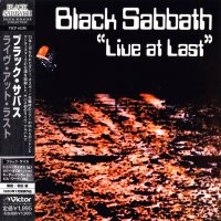 Black Sabbath-Live At Last (Japanese Ed. 1996)