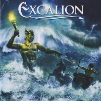 Excalion — Waterlines [Japanese Edition] (2007)