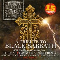Various Artists-Metal Forge Volume Three: A Tribute to Black Sabbath