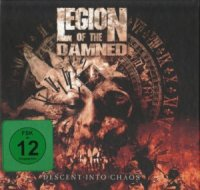 Legion Of The Damned-Descent Into Chaos