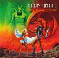 Iron Angel - Hellish Crossfire (1985)  Lossless