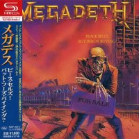Megadeth-Peace Sells...But Who\'s Buying (SHM CD 2013)