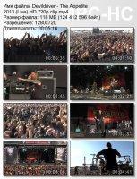 Devildriver-The Appetite (Live) HD 720p