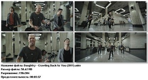 Daughtry-Crawling Back to You