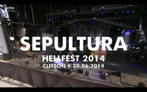 Sepultura-Hellfest