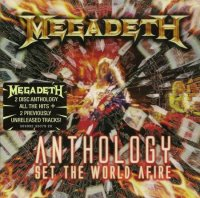 Megadeth-Anthology: Set The World Afire (2CD)