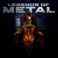 V/A-Legends of Metal