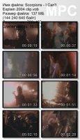 Клип Scorpions — I Can\'t Explain (2004)
