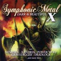VA-Symphonic Metal - Dark & Beautiful  - Vol. X