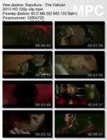Sepultura-The Vatican HD 720p