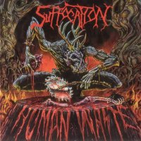 Suffocation — Human Waste (Two different editions) (1991)  Lossless