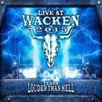 VA-Live At Wacken 2015 - 26 Years Louder Than Hell