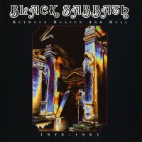 Black Sabbath-Between Heaven And Hell - 1970-1983 (Reissue 1995)