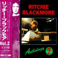 Ritchie Blackmore-Anthology Vol.2 (Japanese Ed.)