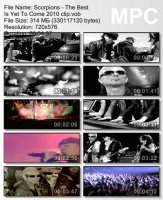 Клип Scorpions — The Best Is Yet To Come (2010)
