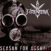 8 Foot Sativa — Season for Assault (2003)