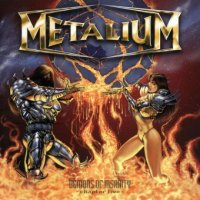Metalium-Demons Of Insanity - Chapter Five (Re-Release 2009)