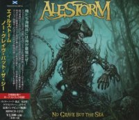 Alestorm — No Grave But The Sea (2CD) [Japanese Edition] (2017)