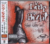 Limp Bizkit-Three Dollar Bill, Yall$ (Japanese first edition)